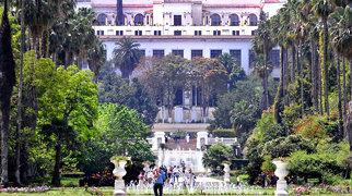Botanical Garden Hamma>
