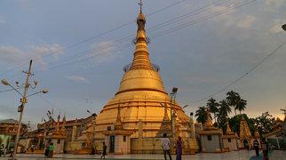 Botataung Pagoda>