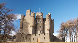 Braemar Castle>