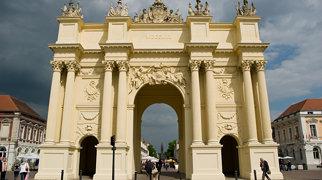 Brandenburg Gate (Potsdam)>