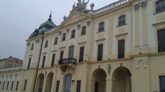 Branicki Palace, Białystok>