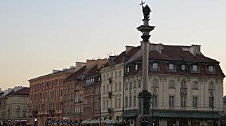 Branicki Palace, Warsaw>