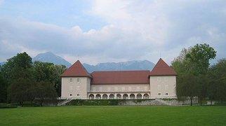 Brdo Castle near Kranj>