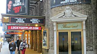 Broadhurst Theatre>