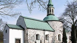 Bromma Church>