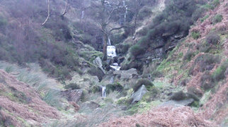 Brontë Waterfall>