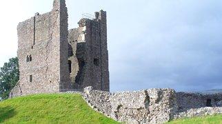 Brough Castle>