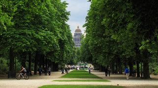 Bruselský park>
