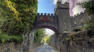 Bryn Bras Castle>