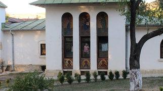 Bucium Monastery>