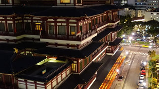Buddha Tooth Relic Temple and Museum>