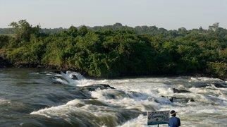 Bujagali Falls>
