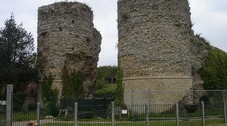 Bungay Castle>