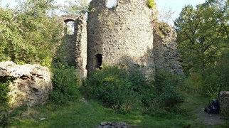 Burg Cisy>