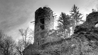 Château de Hartenstein (Basse-Autriche)>