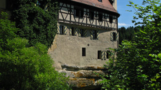 Замок Рабенштайн>