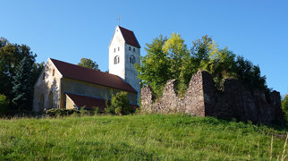 Burg Świny>