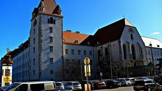 Burg in Wiener Neustadt>