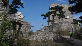 Mödling (zřícenina hradu)>