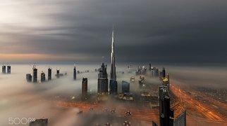 Burj Khalifa>