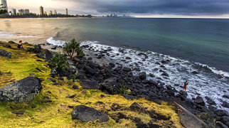 Burleigh Head National Park>
