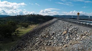 Burrendong Dam>