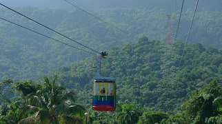 Cable Car, Puerto Plata>