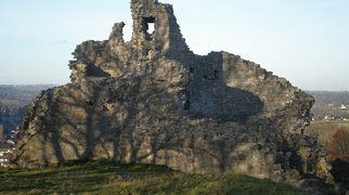 Caergwrle Castle>