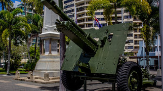 Cairns War Memorial>