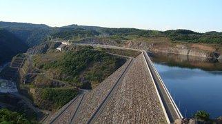 Campos Novos Dam>