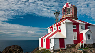 Cape Bonavista Light>