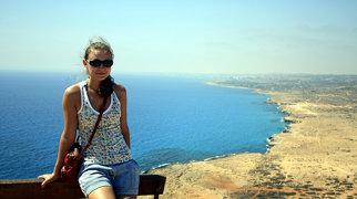 Capo Greco viewpoint>