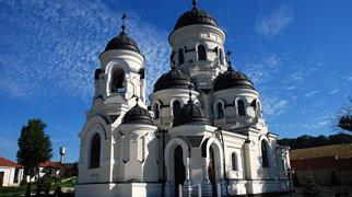 Căpriana monastery>