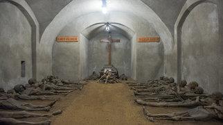 Capuchin Crypt in Brno>