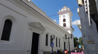 Caracas Cathedral>