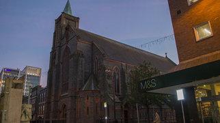 Cardiff Metropolitan Cathedral>