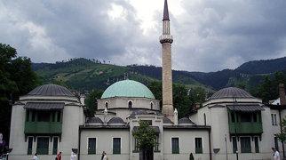 Careva džamija, Sarajevo>