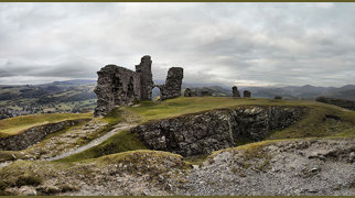 Castell Dinas Bran>