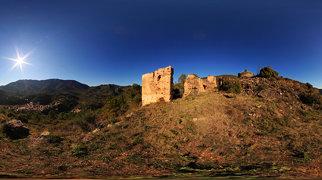 Castillo de Alcudia de Veo>