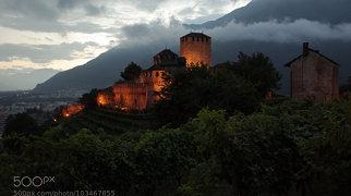Castillo de Castelgrande>