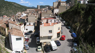 Castillo de Eslida>