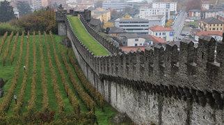 Castillo de Sasso Corbaro>
