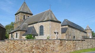 Castle of Courrière>