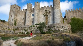 Castle of Óbidos>