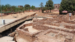 Castle of Silves>