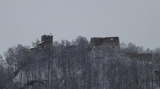 Castle ruin Gösting>