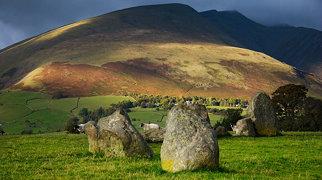 Castlerigg stone circle>