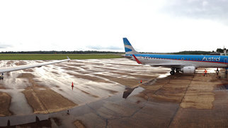 Cataratas del Iguazú International Airport>