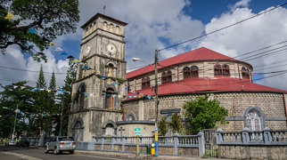 Cathedral Basilica of the Immaculate Conception in Castries>
