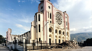 Cathedral of Our Lady of the Assumption, Port-au-Prince>